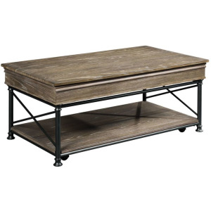 Rectangular Lift Top Cocktail Table