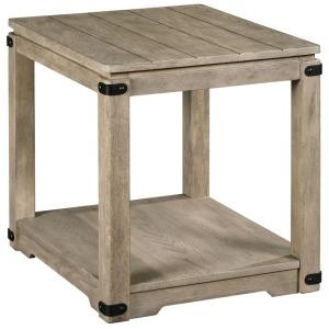 Marin-Hamilton Rectangular End Table