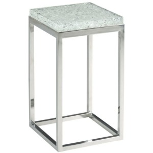 Hidden Treasures Acrylic Lamp Table