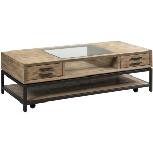 Jefferson Rectangular Coffee Table