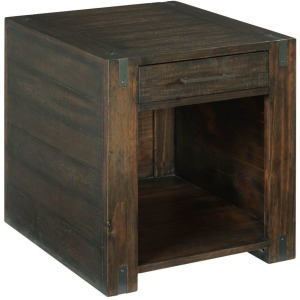 Portman Rectangular Drawer End Table