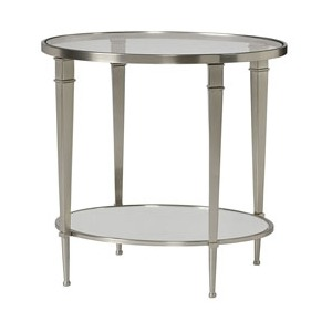 Table Groups Mallory Oval End Table