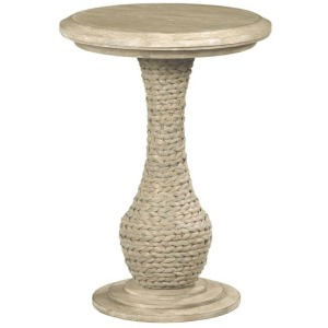 Vista Round End Table