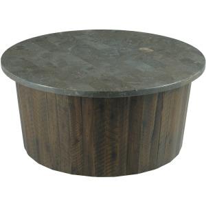 Hidden Treasures Round Coffee Table