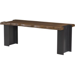 Hidden Treasures I-beam Bench - Kd