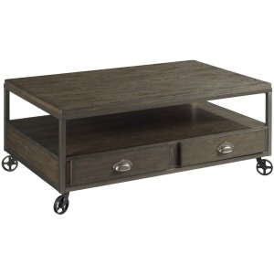 Baja II Rectangular Coffee Table