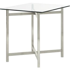 Xpress Rectangular End Table - Kd