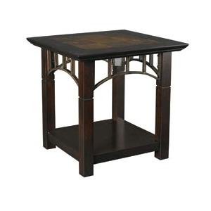 Vecchio Square End Table