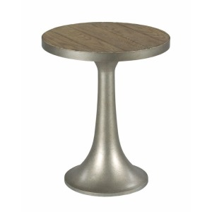 Timber Forge Round Chairside Table