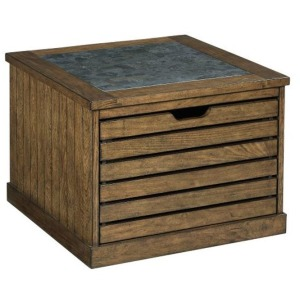 Elm Ridge Cube Cocktail Table