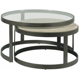 Concrete Nesting Coffee Tables