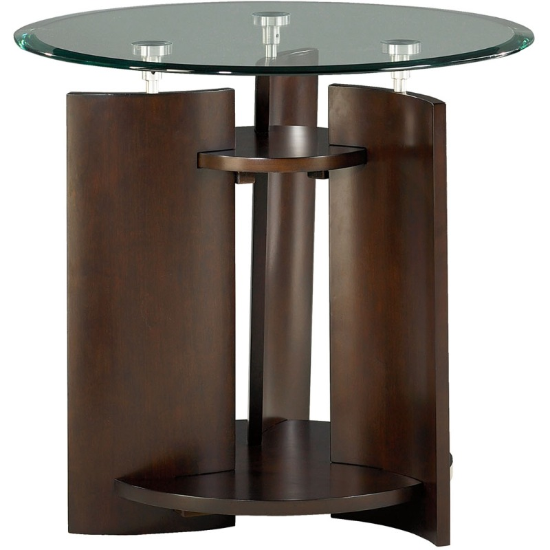 Table Groups Apex Round End Table