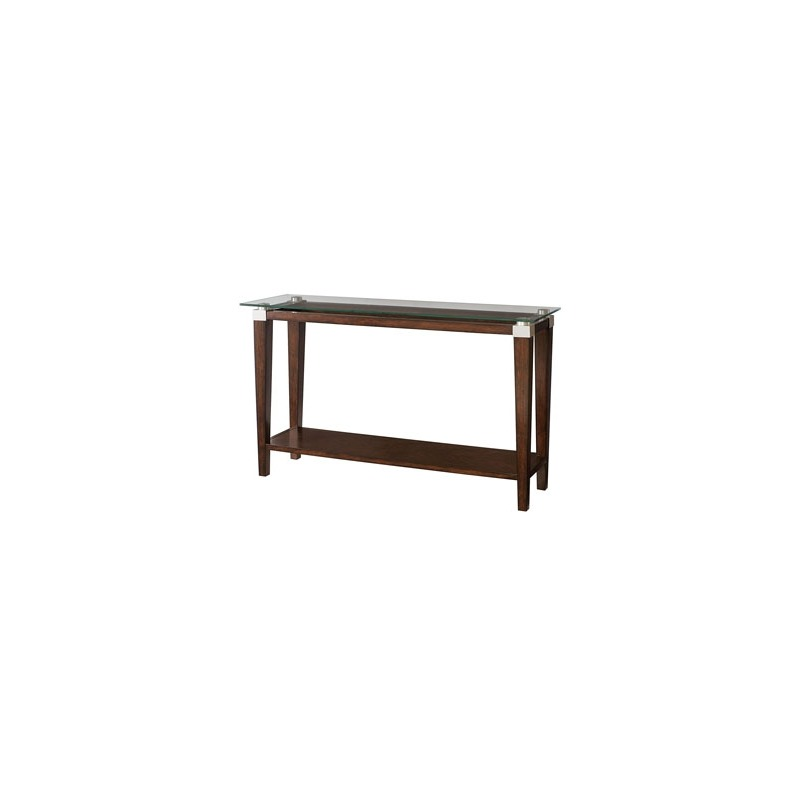 Table Groups Solitaire Sofa Table by Hammary Furniture - 247-925