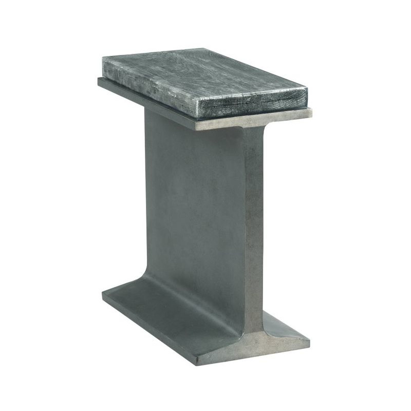 I Beam Chairside Table