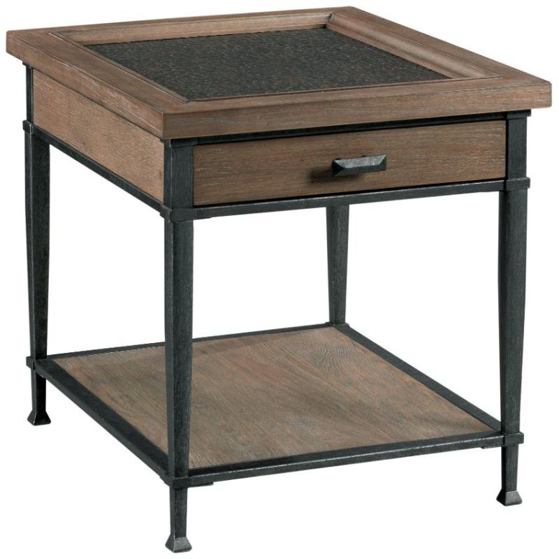 Austin Rectangular Drawer End Table