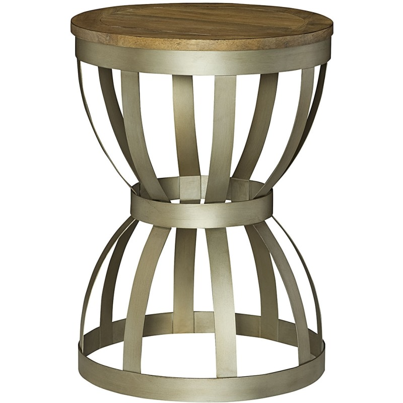 Table Groups Modern Theory Round End Table