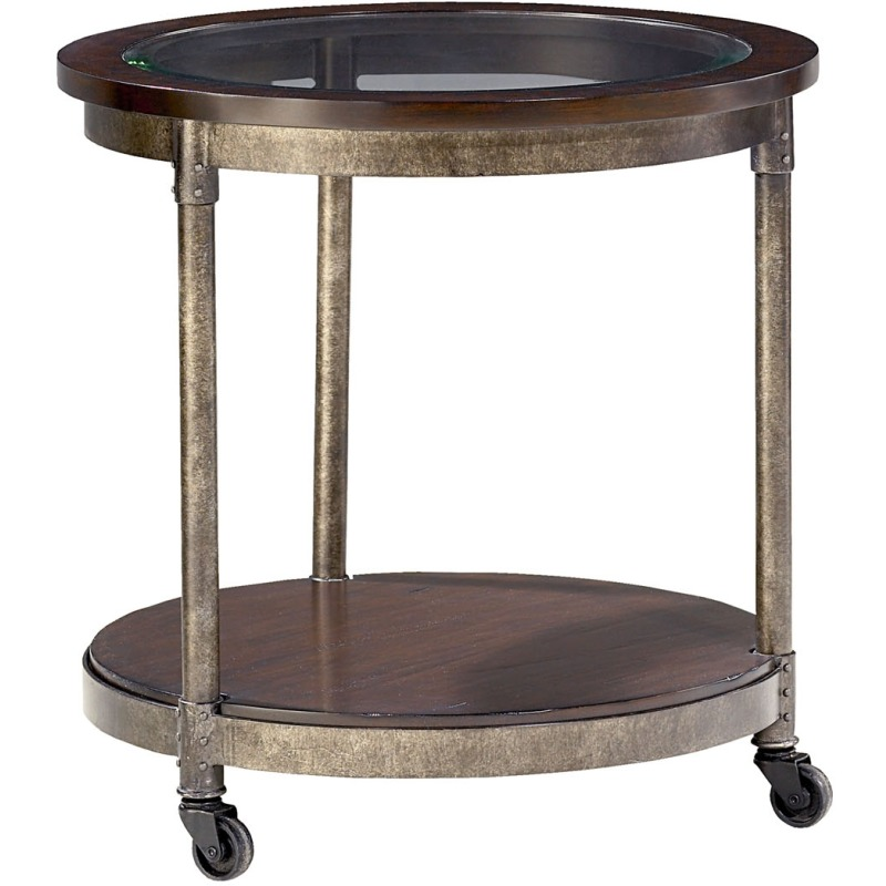 Table Groups Structure Round End Table