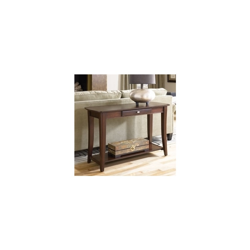Awesome Enclave Sofa Table By Hammary Furniture Oskar Huber Dailytribune Chair Design For Home Dailytribuneorg