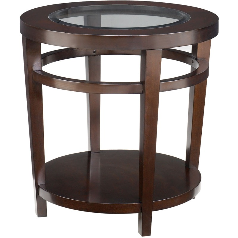 Table Groups Urbana Round End Table