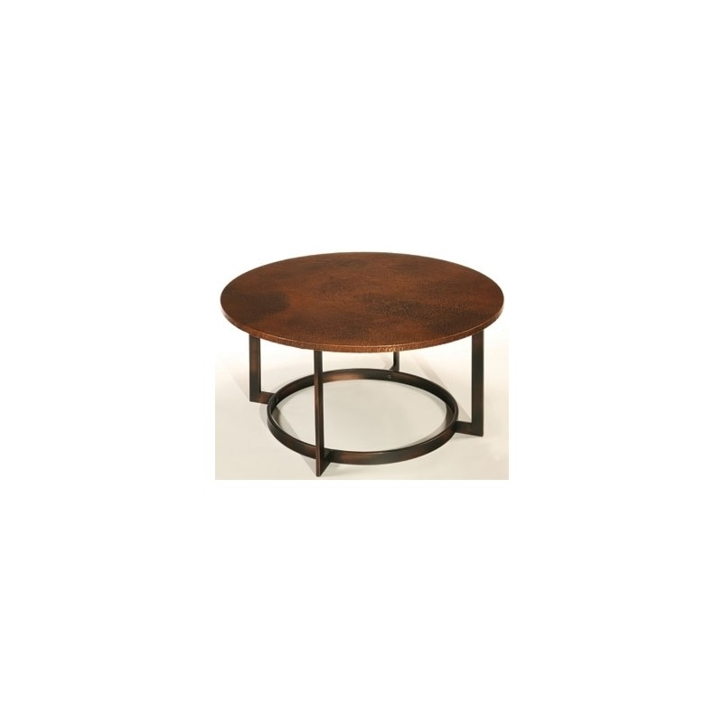 Nueva Round Cocktail Table
