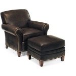 /1295Meadows Chair & Ottoman