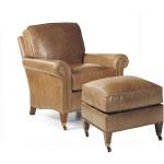 /4150Reserve Chair & Ottoman
