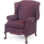 Sterling Wing Chair Power Recliner