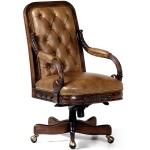 Walton Tufted Swivel Tilt Chair