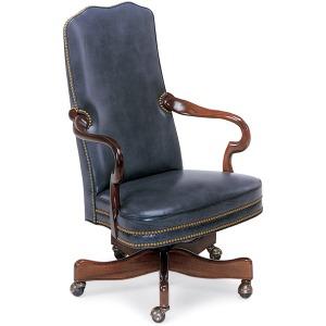 Kensington Gooseneck Swivel-Tilt Chair
