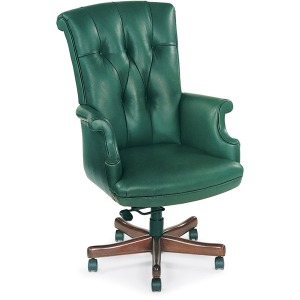Bradford Tufted Swivel-Tilt Pneumatic Lift Chair