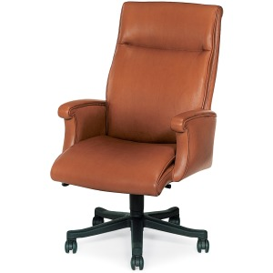 Camerae High-Back Swivel-Tilt Pneumatic Lift Chair