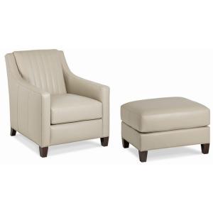 Quin Chair & Ottoman