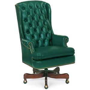 Freeman Tufted Swivel-Tilt Chair