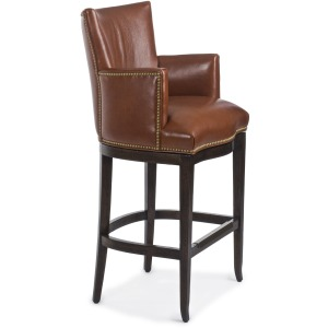 Station Swivel Barstool