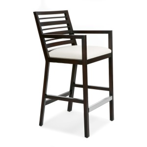 Contrast Barstool