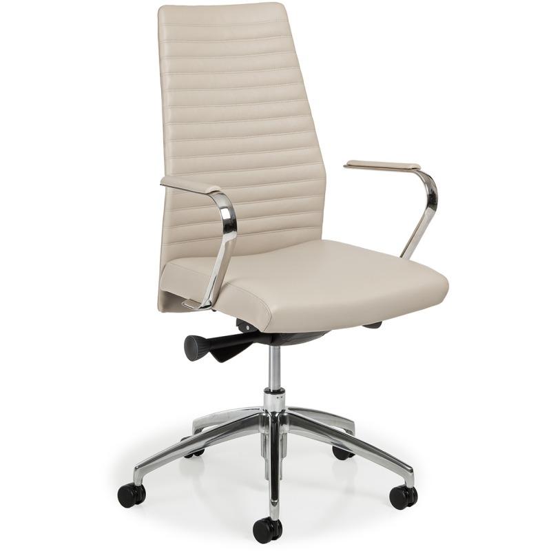 5883ST-UPHBlade Channel Back Swivel Tilt Chair