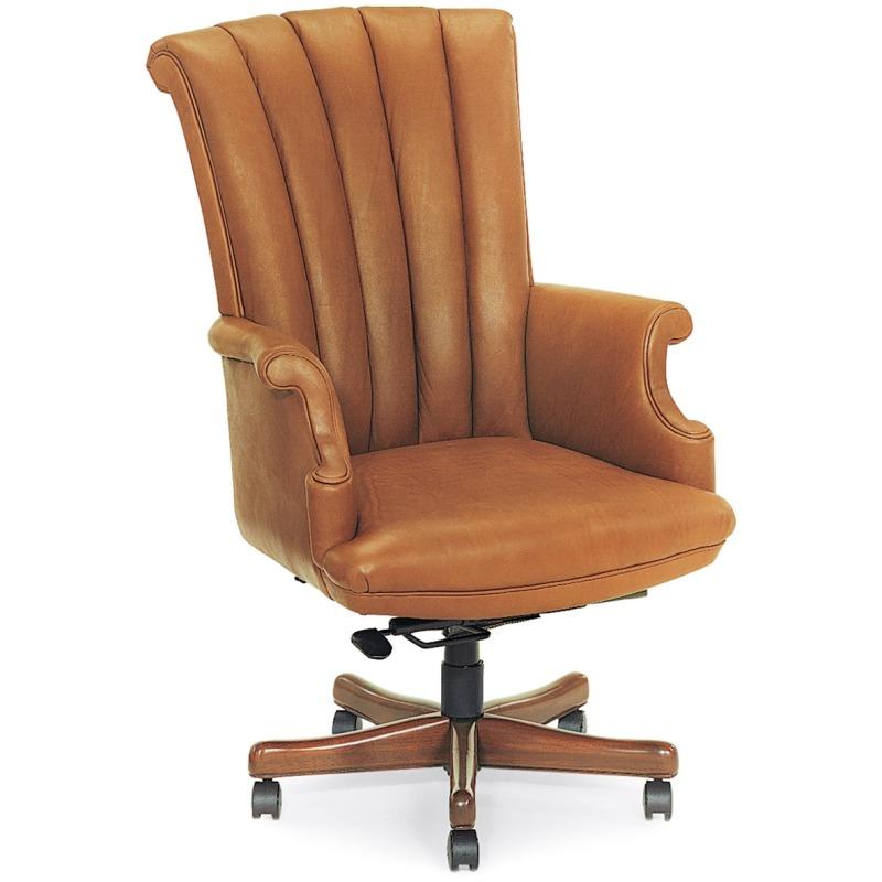 9572ST-PLBradford Channel Back Swivel-Tilt Pneumatic Lift Chair