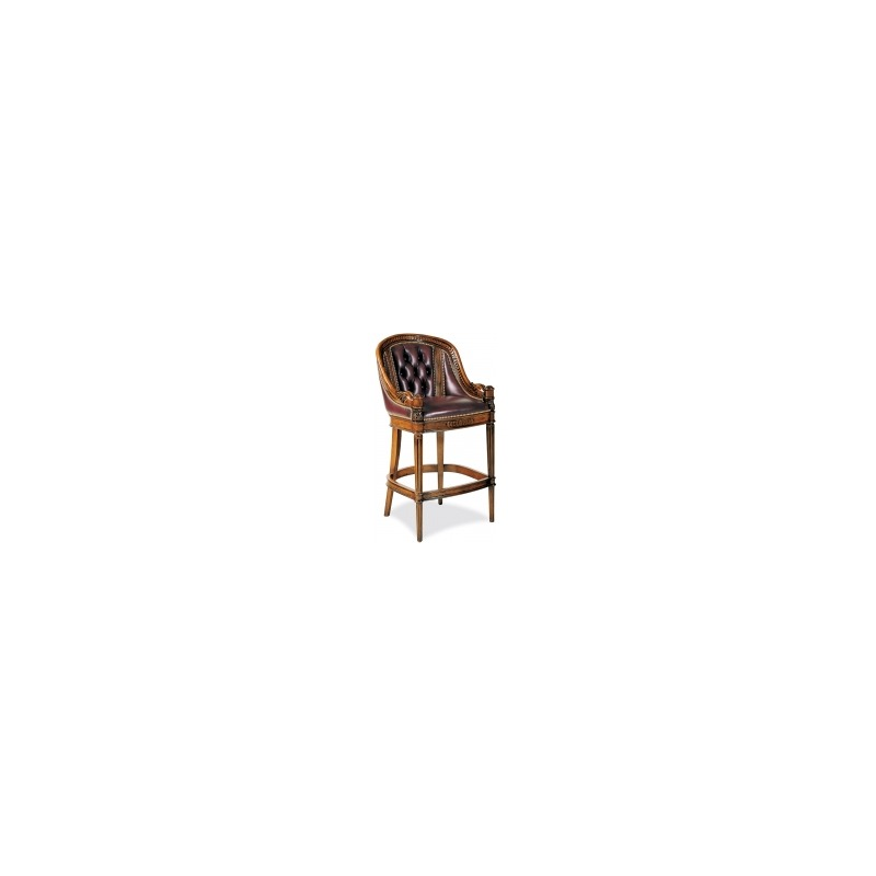 127-30 Appointment Tufted Bar Stool