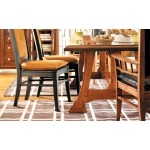Napa Trestle Table with Leaves