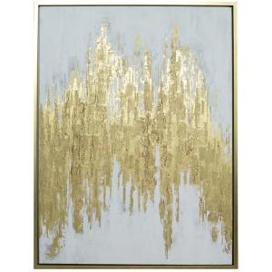 Manhattan Framed Canvas Art
