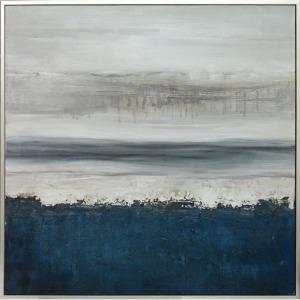 Desparado Framed Canvas Art