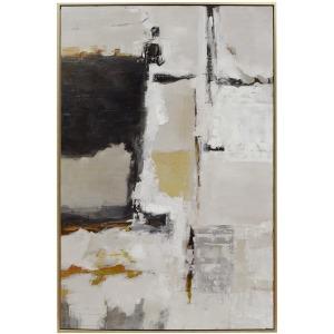 Horton Framed Canvas Art