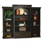7-9144 Louis Phillippe Executive Bookcase