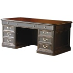 Louis Phillippe Executive Desk