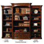 7-9164 Old World Executive Bookcase