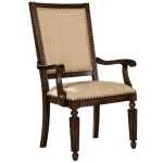 Canyon Retreat Upholstered Arm Chair