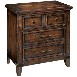 Harbor Springs Two Drawer Night Stand