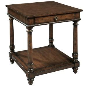 B & B Lamp Table
