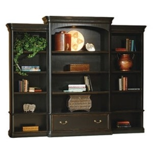 Louis Phillippe Executive Bookcase