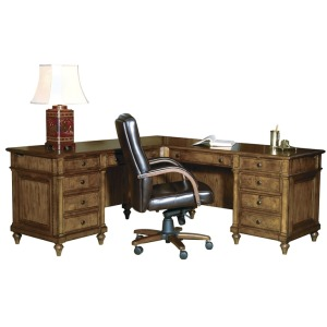 Urban Executive L-Desk
